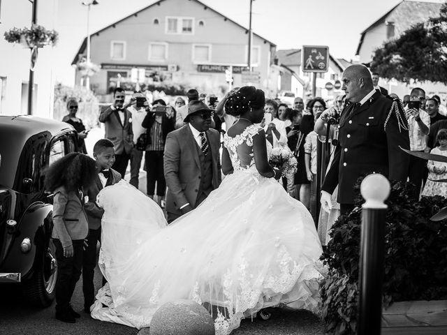 Le mariage de Philippe et Melissa à Gennes, Doubs 23