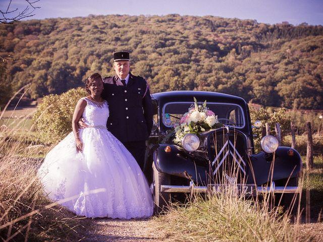 Le mariage de Philippe et Melissa à Gennes, Doubs 28