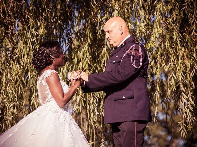 Le mariage de Philippe et Melissa à Gennes, Doubs 32