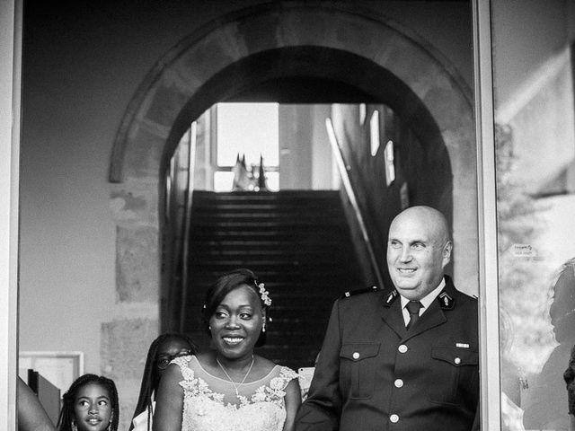 Le mariage de Philippe et Melissa à Gennes, Doubs 33