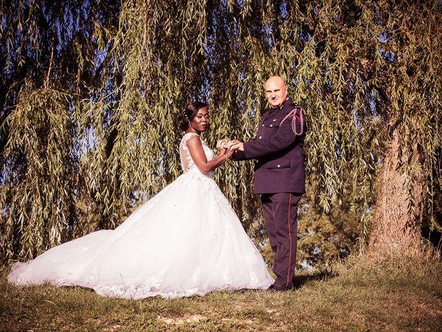 Le mariage de Philippe et Melissa à Gennes, Doubs 37