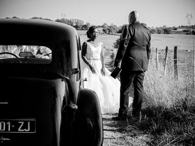 Le mariage de Philippe et Melissa à Gennes, Doubs 38