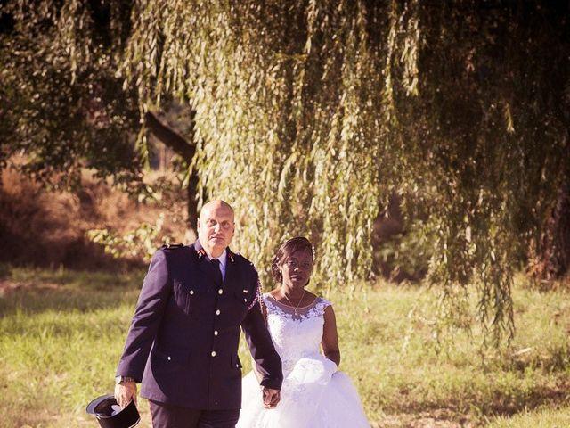 Le mariage de Philippe et Melissa à Gennes, Doubs 40