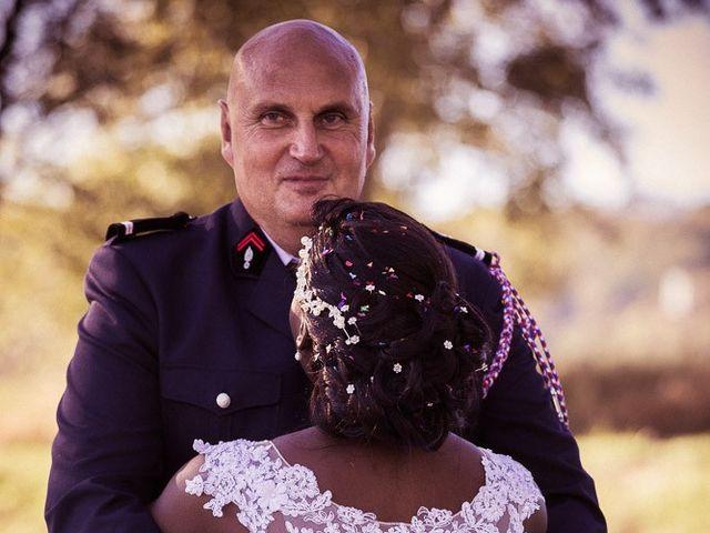 Le mariage de Philippe et Melissa à Gennes, Doubs 41