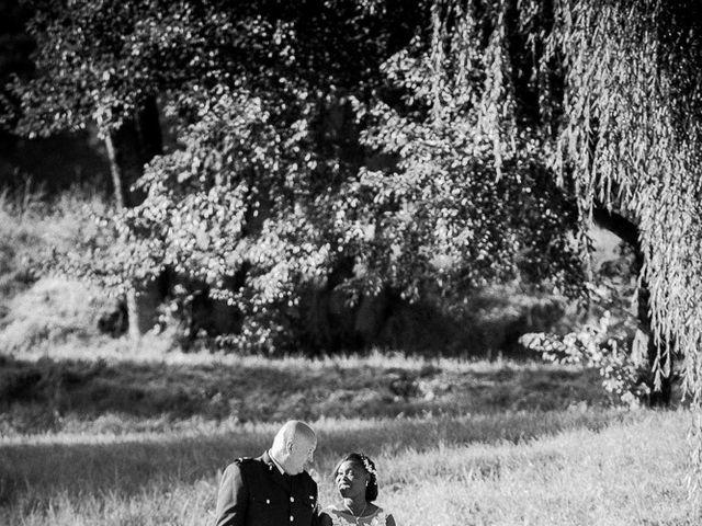Le mariage de Philippe et Melissa à Gennes, Doubs 45