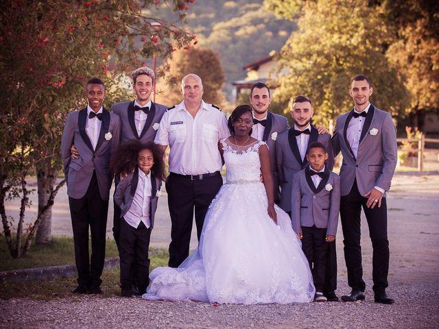 Le mariage de Philippe et Melissa à Gennes, Doubs 54