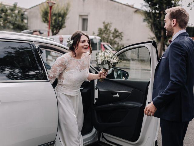Le mariage de Tangy et Amandine à Montpellier, Hérault 71