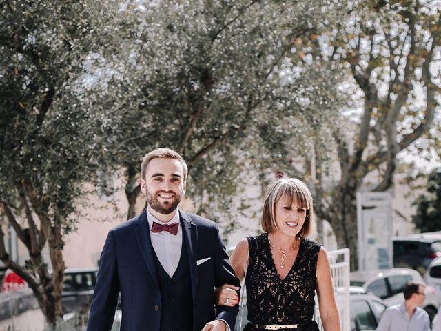 Le mariage de Tangy et Amandine à Montpellier, Hérault 73