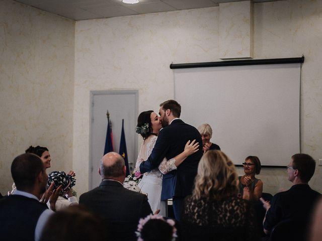Le mariage de Tangy et Amandine à Montpellier, Hérault 75