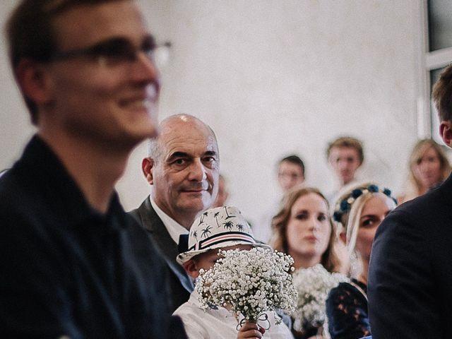 Le mariage de Tangy et Amandine à Montpellier, Hérault 77