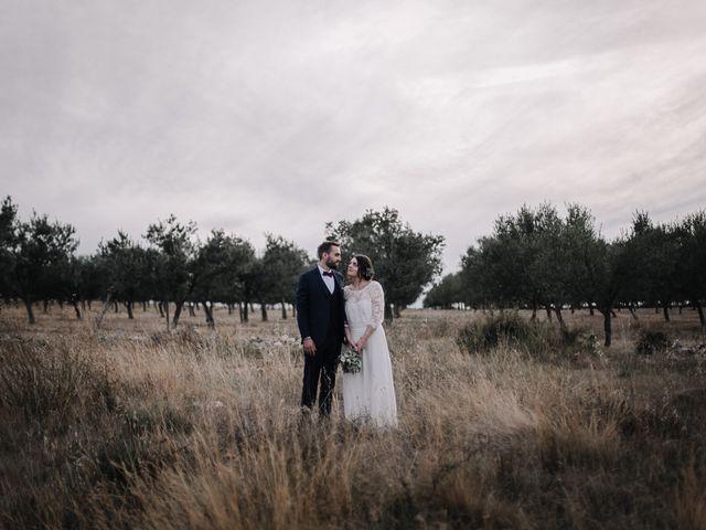 Le mariage de Tangy et Amandine à Montpellier, Hérault 111