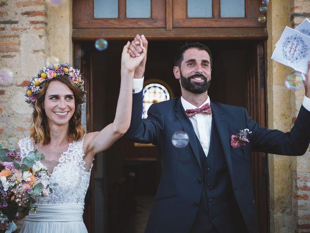 Le mariage de Benjamin et Audrey à Coslédaà-Lube-Boast, Pyrénées-Atlantiques 4
