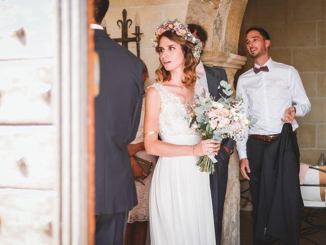 Le mariage de Benjamin et Audrey à Coslédaà-Lube-Boast, Pyrénées-Atlantiques 6