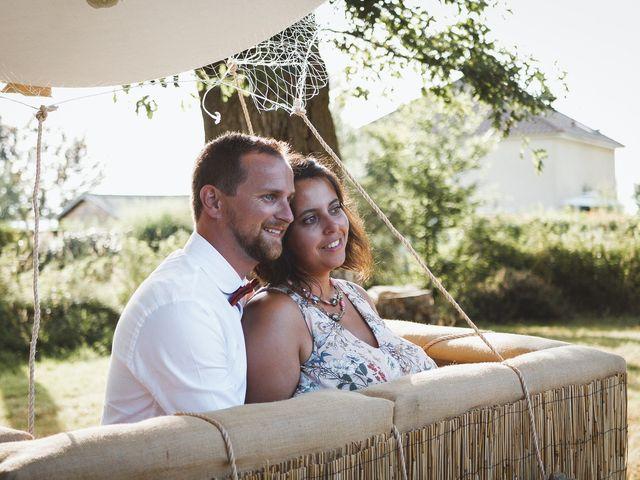 Le mariage de Benjamin et Audrey à Coslédaà-Lube-Boast, Pyrénées-Atlantiques 8
