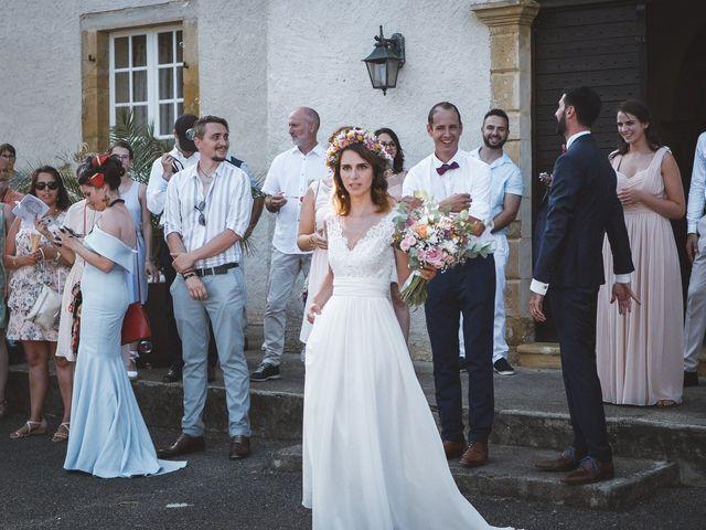 Le mariage de Benjamin et Audrey à Coslédaà-Lube-Boast, Pyrénées-Atlantiques 11