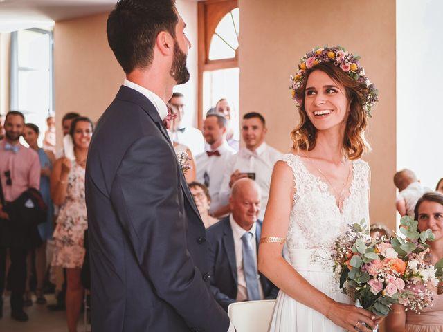 Le mariage de Benjamin et Audrey à Coslédaà-Lube-Boast, Pyrénées-Atlantiques 12
