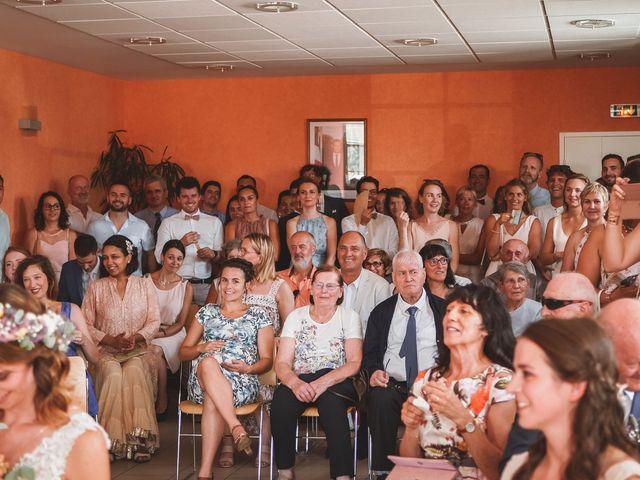 Le mariage de Benjamin et Audrey à Coslédaà-Lube-Boast, Pyrénées-Atlantiques 20