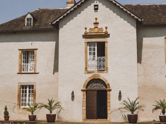 Le mariage de Benjamin et Audrey à Coslédaà-Lube-Boast, Pyrénées-Atlantiques 23