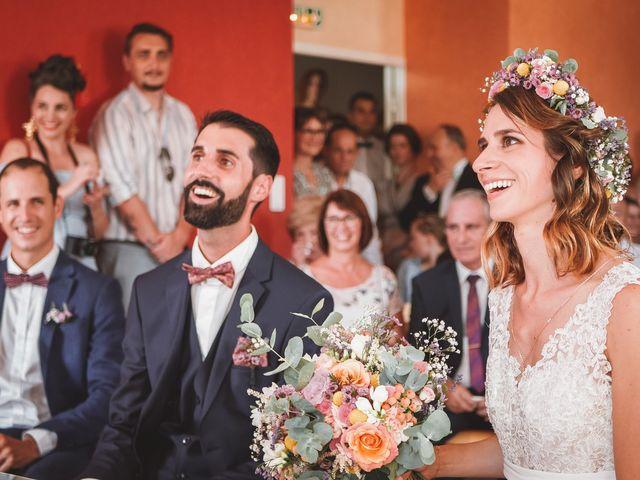 Le mariage de Benjamin et Audrey à Coslédaà-Lube-Boast, Pyrénées-Atlantiques 24
