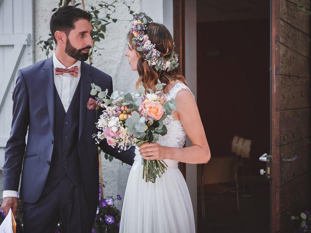 Le mariage de Benjamin et Audrey à Coslédaà-Lube-Boast, Pyrénées-Atlantiques 32
