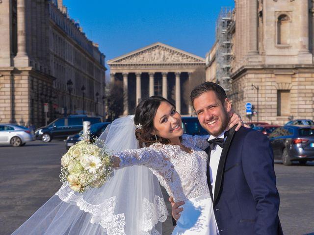 Le mariage de Kévin et Eléonoore à Sarcelles, Val-d'Oise 34