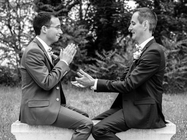 Le mariage de Christophe et Sébastien à Saint-Avertin, Indre-et-Loire 6