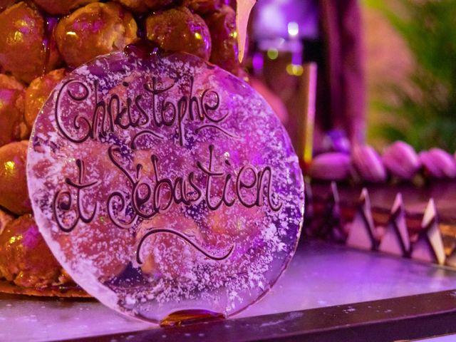 Le mariage de Christophe et Sébastien à Saint-Avertin, Indre-et-Loire 27