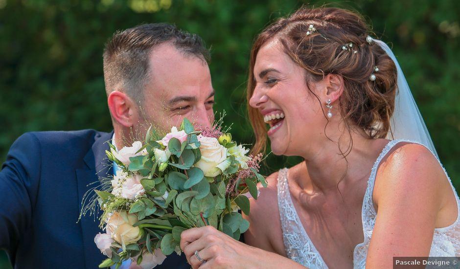 Le mariage de Fabien et Laura à Saze, Gard