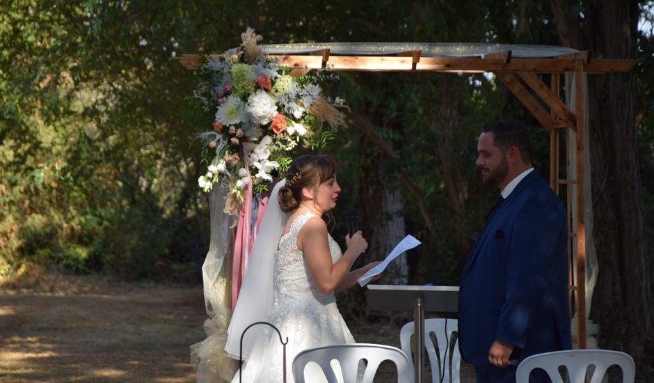 Le mariage de Guillaume et Amélie à Fréjairolles, Tarn