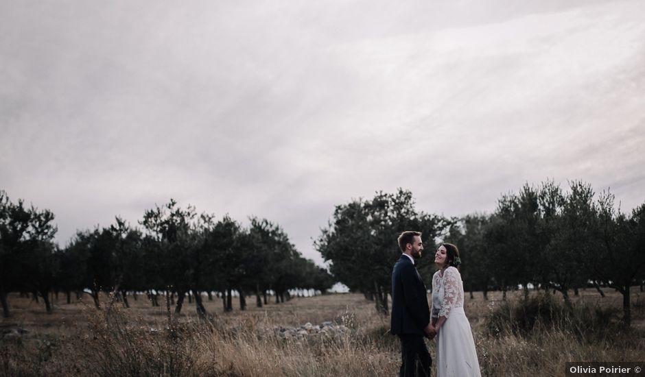 Le mariage de Tangy et Amandine à Montpellier, Hérault