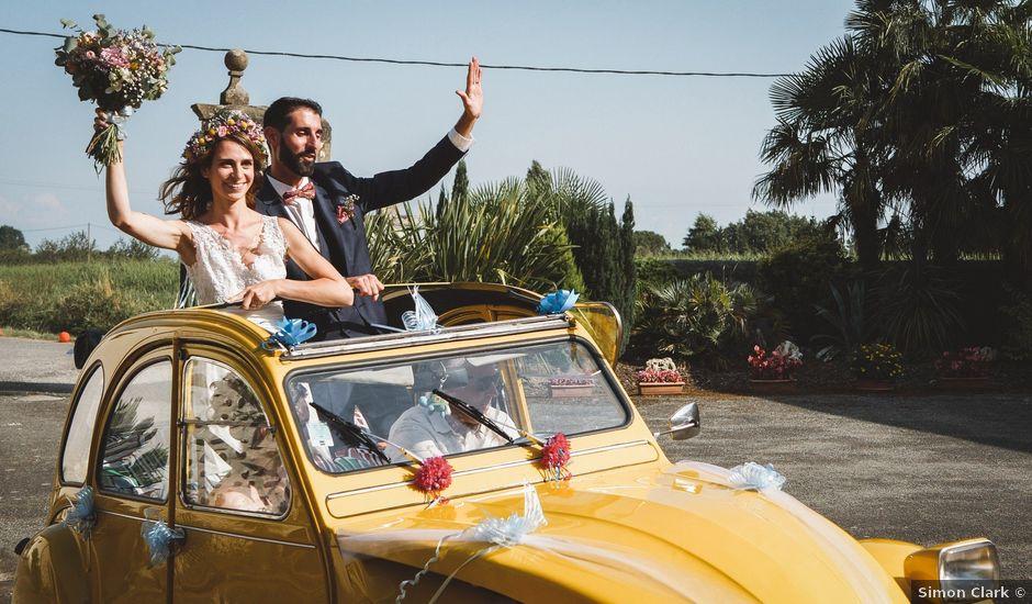 Le mariage de Benjamin et Audrey à Coslédaà-Lube-Boast, Pyrénées-Atlantiques