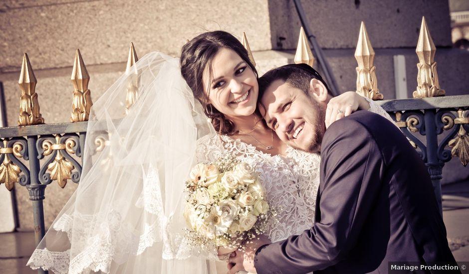 Le mariage de Kévin et Eléonoore à Sarcelles, Val-d'Oise