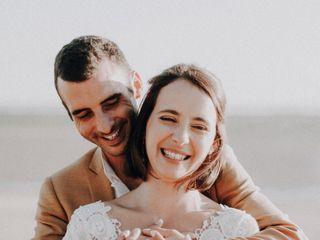 Le mariage de Claire et Jordi 1