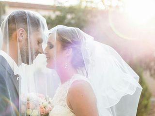 Le mariage de Sandy et Johan