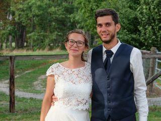 Le mariage de Marina et Fabien