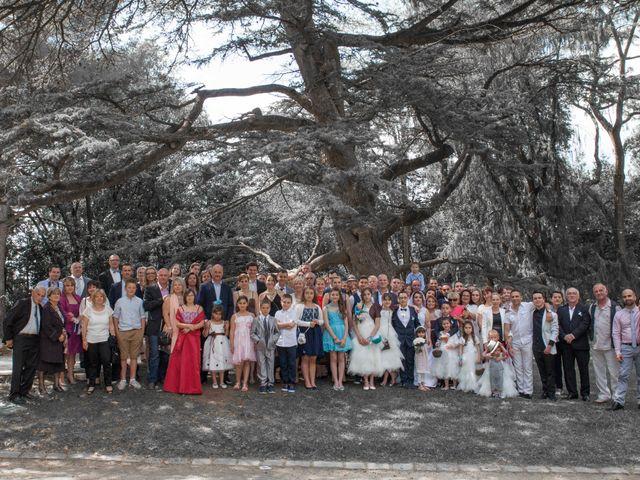Le mariage de Anthony et Audrey  à Montpellier, Hérault 28