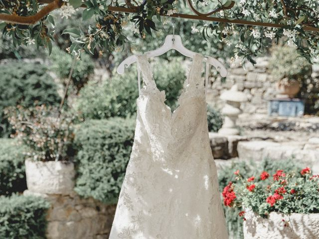 Le mariage de Juan et Julia à Solliès-Toucas, Var 4