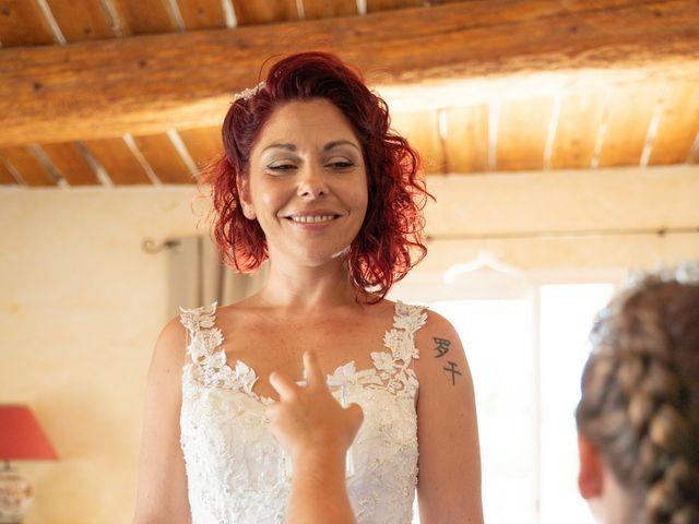 Le mariage de Juan et Julia à Solliès-Toucas, Var 16