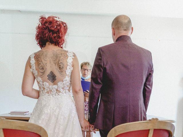 Le mariage de Juan et Julia à Solliès-Toucas, Var 21