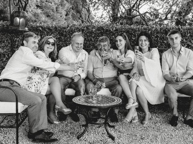 Le mariage de Juan et Julia à Solliès-Toucas, Var 24