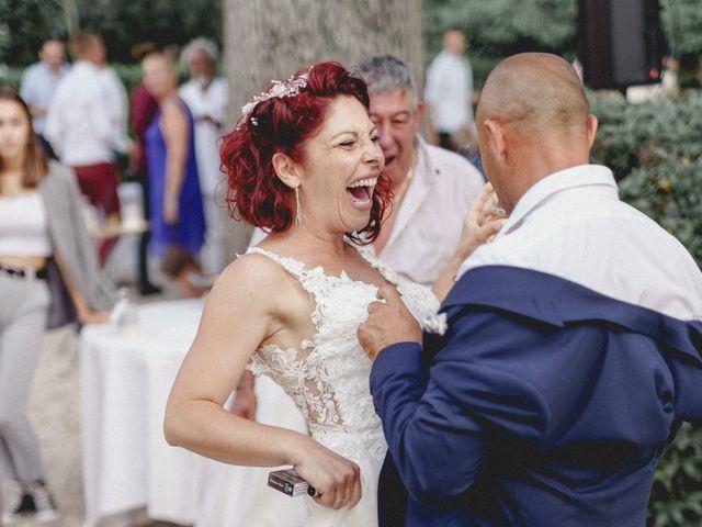 Le mariage de Juan et Julia à Solliès-Toucas, Var 26