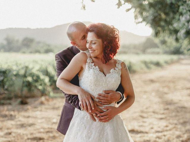 Le mariage de Juan et Julia à Solliès-Toucas, Var 28