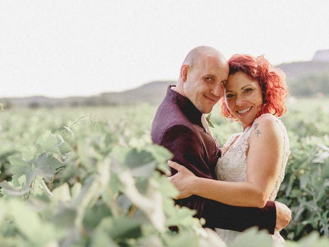 Le mariage de Juan et Julia à Solliès-Toucas, Var 30