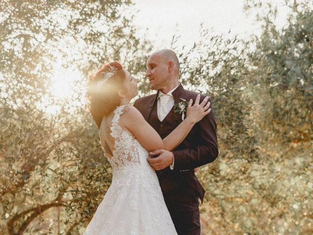 Le mariage de Juan et Julia à Solliès-Toucas, Var 31