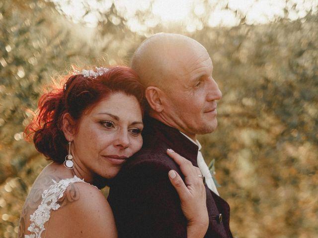 Le mariage de Juan et Julia à Solliès-Toucas, Var 32
