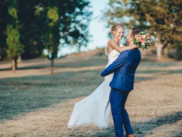Le mariage de Lucie et Louis
