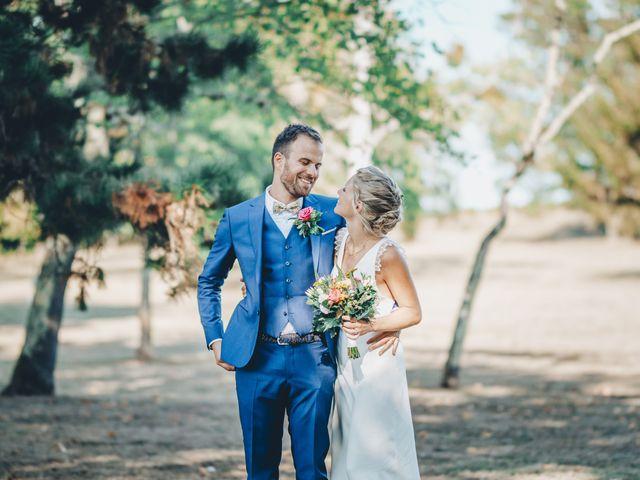 Le mariage de Louis et Lucie à Rimons, Gironde 7