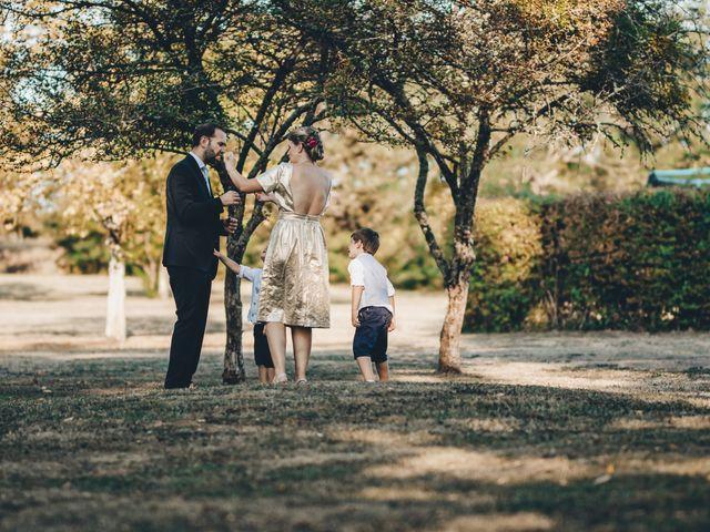 Le mariage de Louis et Lucie à Rimons, Gironde 11