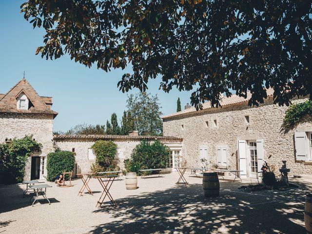 Le mariage de Louis et Lucie à Rimons, Gironde 38