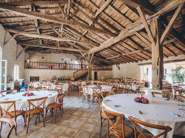 Le mariage de Louis et Lucie à Rimons, Gironde 39